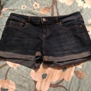 5/$20 Aeropostale 7/8 shorts